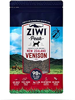 Ziwi Peak Daily-Dog Venison Cuisine Grain-Free Air-Dried Dog Food