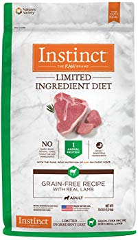 Nature's Variety Instinct Limited Ingredient Diet Grain Free Recipe Natural Dry Dog Food by Nature's Variety