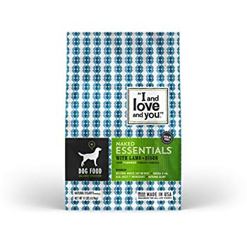 I and love and you Naked Essentials Grain Free Dry Dog Food