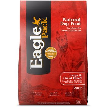 Eagle Pack Natural Dry Dog Food