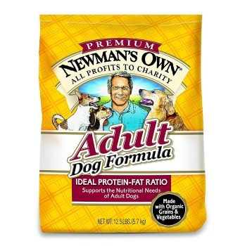 Newman's Own Adult Dog Food