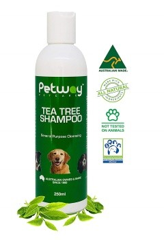 Petway Petcare Tea Tree Shampoo