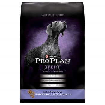 Purina Pro Plan SPORT Performance 30-20 Formula Dry Dog Food