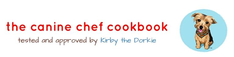 The Canine Chef Cookbook
