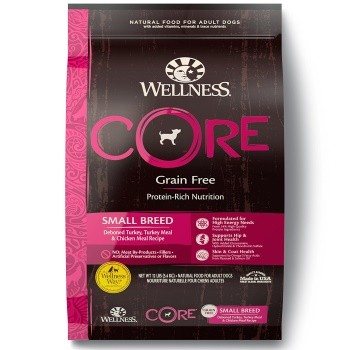 Wellness Core Natural Grain Free Dry Dog Food small