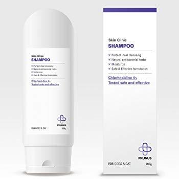 Lantique Prunus [Skin Clinic] Medicated Dog Shampoo