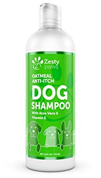 Zesty Paws Dog Shampoo
