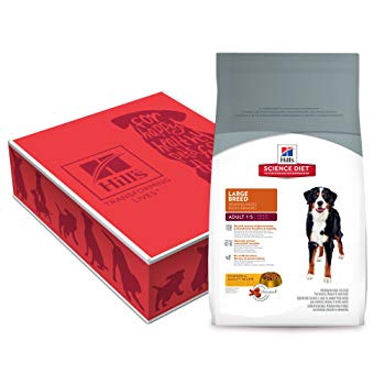 Hill's Science Diet Adult Large Breed Chicken & Barley Recipe Dry Dog Food Bag