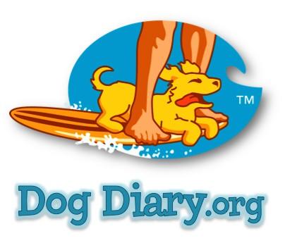 dog diary logo