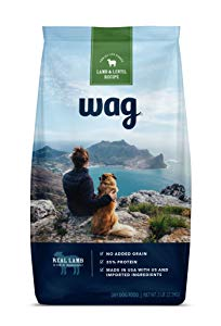 Wag Grain-Free Lamb Recipe
