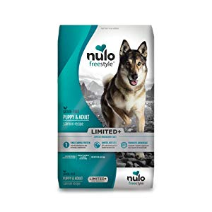 Nulo Puppy & Adult Freestyle Limited Plus Grain Free Dry Dog Food: All Natural Limited Ingredient Diet For Digestive & Immune Health
