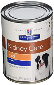 Hill's Prescription Diet K/D Renal Health Canned Food