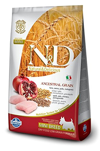Farmina Low Grain Chicken & Pomegranate Adult Mini Dog