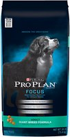 Purina Pro Plan Focus Adult Giant Breed Formula