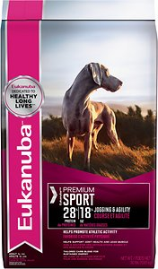 Eukanuba Premium Sport 18 Performance Active Adult Dry Dog Food