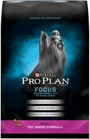 Purina Pro Plan Focus Adult Toy Breed Formula