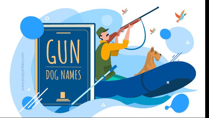 Gun Names for Dogs