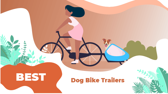bike trailers dogs