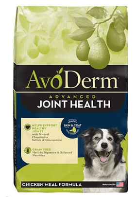 AvoDerm-Joint-Health-Chicken-Meal-Formula-Grain-Free-Dry-Dog-Food
