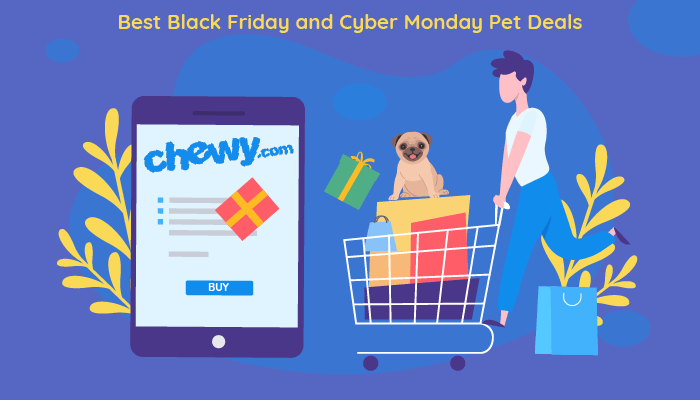 black chewy pet deals