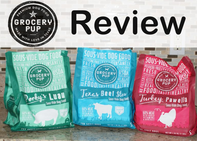 Grocery Pup Dog Food Review
