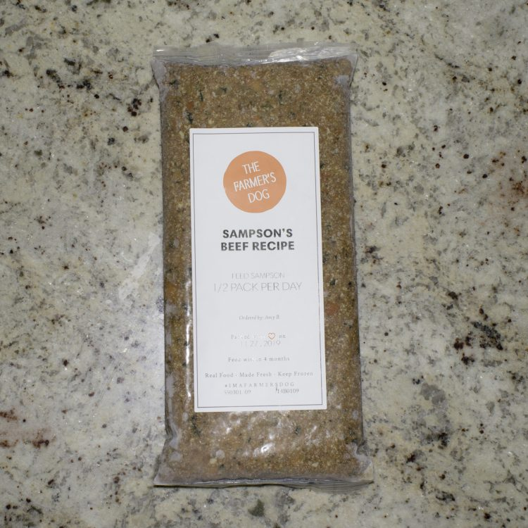 The Farmers Dog Food Review