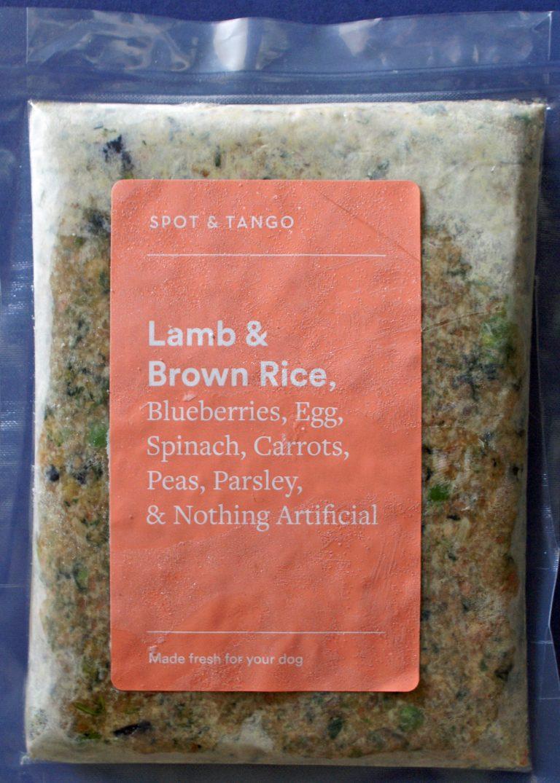 Lamb and Brown Rice Recipe