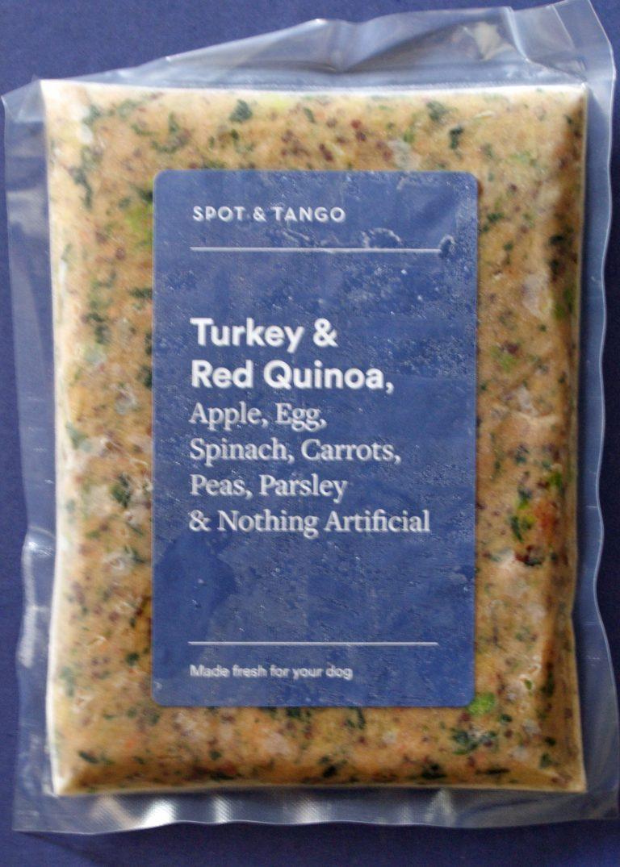 Turkey and Red Quinoa Recipe