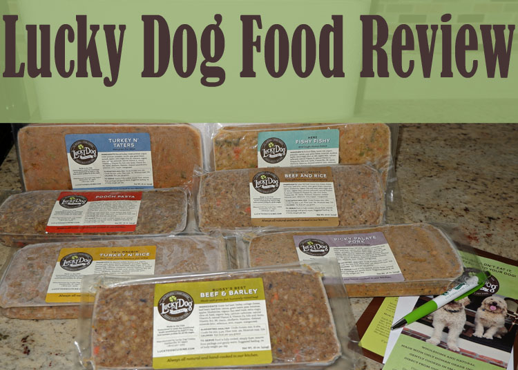 Lucky Dog Food Review