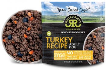 Raised Right Dog Food Review