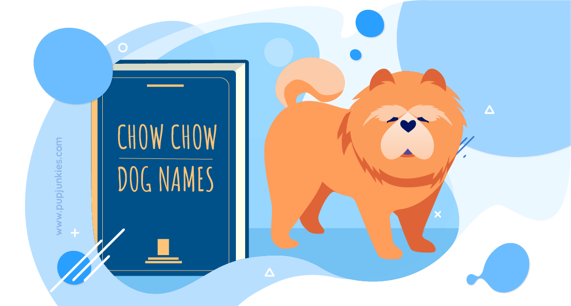 Chow Chow Dog Names