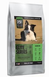 Sport Dog Food Elite Series Herding Dog Buffalo & Sweet Potato Formula Grain-Free Dry Dog Food