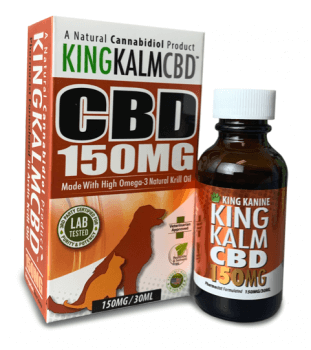 King Kalm CBD 150 MG