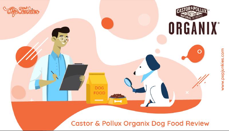 Castor & Pollux Organix Dog Food Review