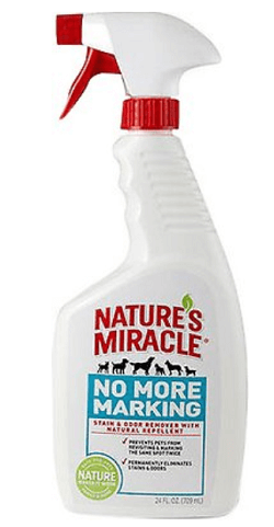 Nature's Miracle No More Marking Pet Stain & Odor Remover