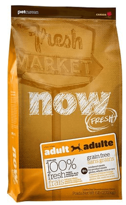 Now Fresh Grain-Free Adult Recipe Dry Dog Food