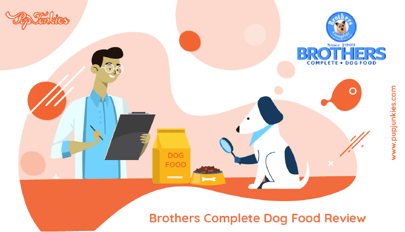 Brothers Complete Dog Food Review