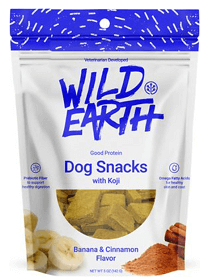 Superfood Dog Treats With Koji - Banana Cinnamon Flavor