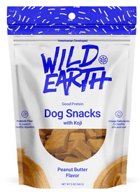 Superfood Dog Treats With Koji - Peanut Butter Flavor