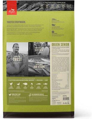 ORIJEN Senior Grain-Free Dry Dog Food