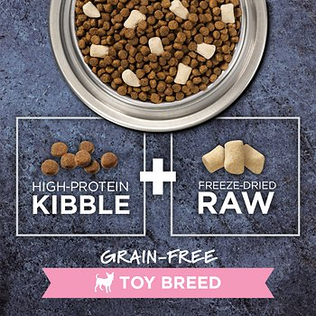 Nature's Variety Instinct Raw Boost Toy Breed Grain Free Chicken Meal