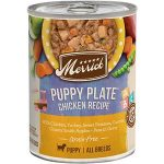 Merrick Grain Free Wet Puppy Food Puppy Plate Chicken Recipe