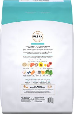 Nutro Ultra Senior Dry Dog Food