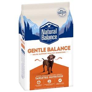 Natural Balance Gentle Balance Chicken, Barley, & Salmon Meal Formula Dry Dog Food