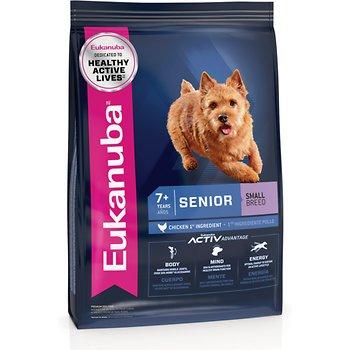 Eukanuba Senior Dry Dog Food Small Breed