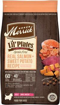 Merrick Lil Plates Dry Dog Food