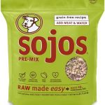 Sojos Pre-Mix Natural Grain Free Dry Raw Freeze Dried Dog Food