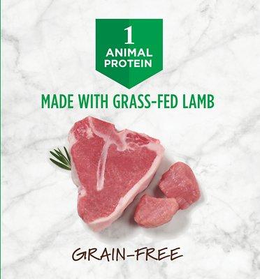 Nature's Variety Instinct LID Grain-Free Lamb Recipe