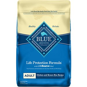 Blue Buffalo Life Protection Formula Adult Chicken & Brown Rice Recipe Dry Dog Food