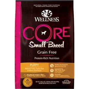 Wellness CORE Small Breed Puppy Recipe